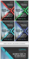 Business Flyer Template by Yoopiart