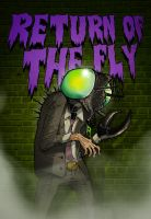 Return of the Fly by paulorocker