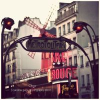 Pigalle by CarolinaGiani