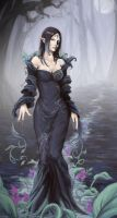 Lady in the Water by soaro