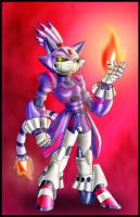 Metal Blaze by zeiram0034