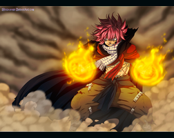 Fairy Tail 418 - I'm your next challenger by hyugasosby