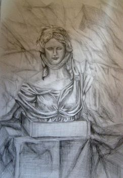 marble lady. by sunny-psyche