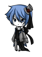 :Vocaloid:DO:WANT:Kaito: by KaiSuki