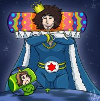 KATAMARI DAMACY - GameGrumps by xTaintedRedx