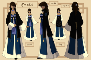 Mesoka - Timeskip Updated by hyperionwitch