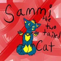 Sammi for That-British-Cat (Free request) by Cierue