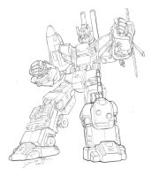Bruticus is ANGRY by Johnny216