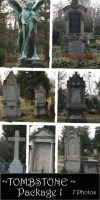 Tombstone Package 1 by almudena-stock