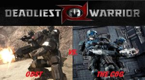 Deadliest Warrior ODST vs COG by Lord4536