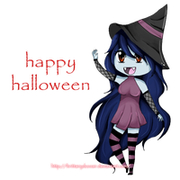 happy halloween!!! by brittanyduoser