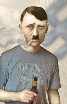 Buddy Hitler by BoKaier