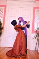 Dance for me my Love by ZaxCosplay