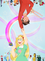 Star vs the Forces of Evil by Copiani