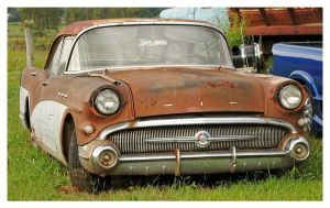 A Rusty 1957 Buick by TheMan268