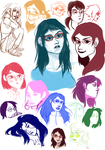 All the Sarada by AlphaCaht
