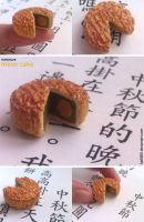 Miniature: Mooncake by fiat500S