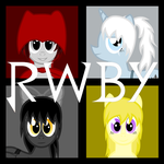 RWBY Square Logo Ponified by RainboomRunner