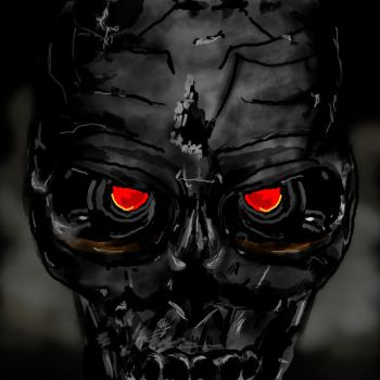 Terminator Icon by dcproductions25