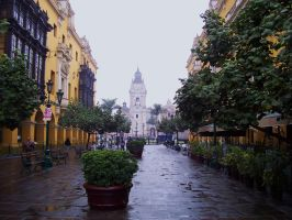 Lima, Peru by Ghostofachild