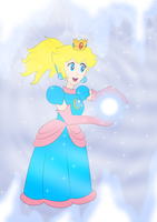 Ice Peach by ZeFrenchM