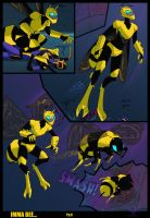 Imma Bee... pg 6 by JazzTheTiger