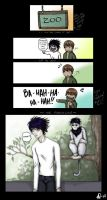 Death Note - A trip to the Zoo by Eeba-ism