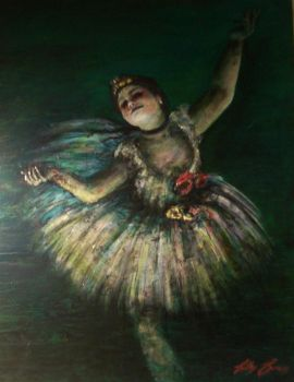 The Star - Degas by 2B-pencils