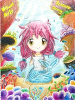 Underwater Colours by tomoyo-chan10