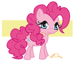 Pinkie Pie Kawaii by DCRmx