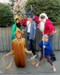 Rise of the Guardians Group by 93FangShadow