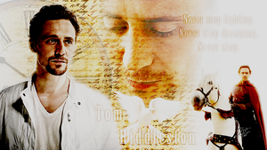 Tom Hiddleston wallpaper #1 by IceFloe-ArtSoul