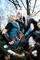 Konoe and Rai - Lamento by KashinoRei