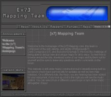 x7 Mapping Team by EspionageDB7