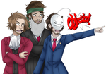 OBJECTION by coco-the-raccoon