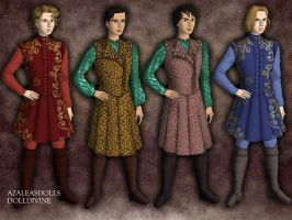 Four Brothers by loverofbeauty