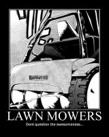Lawn Mower::Ronald Knox by xXRainbowEmoXx