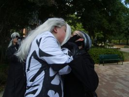 Xemnas Xigbar Minty Fresh Kiss by LordItachi