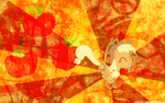 Applejack Wallpaper by Cloud-Twister