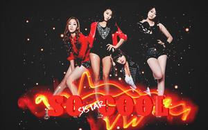 SISTAR So Cool Wallpaper by Your-luv