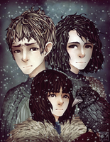The Bran Clan by prince-buggy