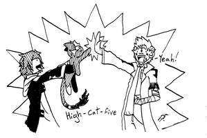 High-CAT-Five by lockheart9