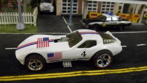 USA Drag Corvette #4 by hankypanky68