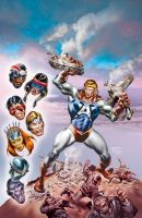 ANTHEM 5 cover - color by benitogallego