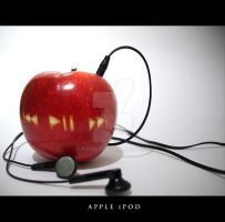 Apple iPod by piximi