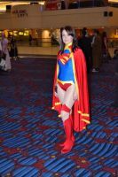 Supergirl! by GilliPhotography