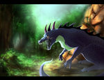 Forest Myths: PC by 9tailsfoxyfoxy