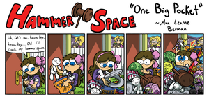 Hammer Space: One Big Pocket by ABwingz