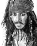 Captain Jack by khinson