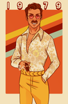 70s Sully by missxdelaney